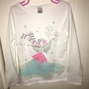 Gymboree Winter theme Shirt